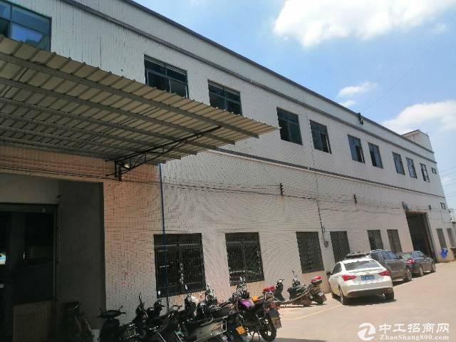 广州市新塘镇新空出单一层仓库4000㎡出租,近高速口