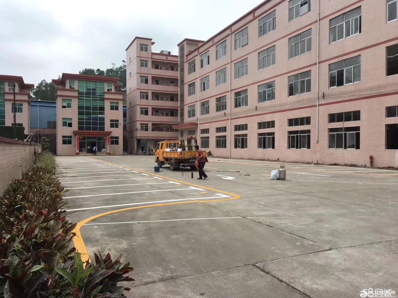 布吉丹竹头红棉路主干道附近新出楼上500平带精装修厂房出租-图3