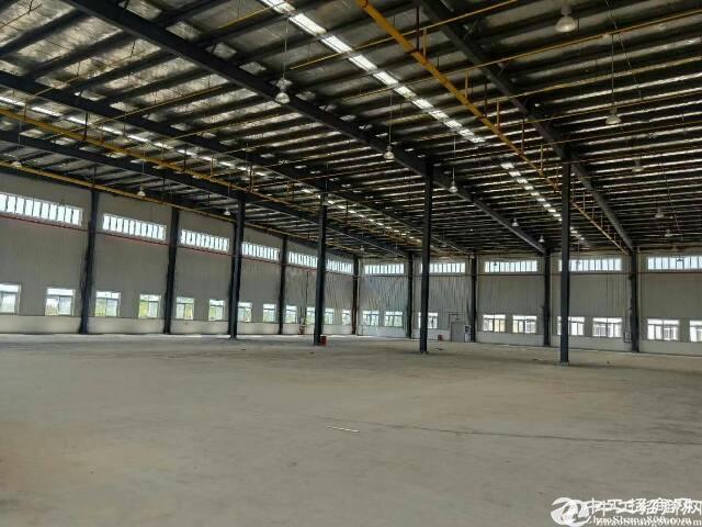 蔡甸仓库15000平,金刚砂地面。层高九米。丙二类消防配套齐全