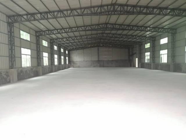 新圩原房东钢构独门独院厂房,5000平米出租。不限行业,周边没有居民