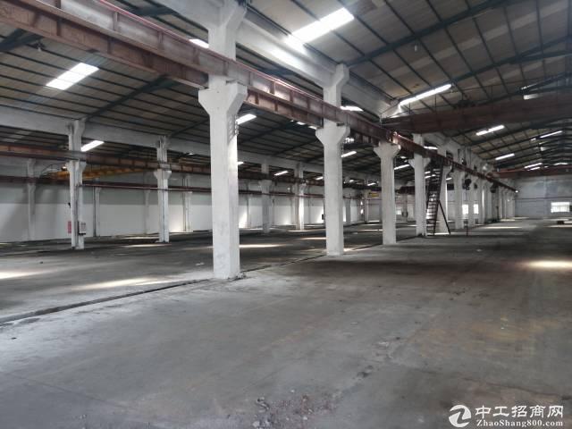 渝北 空港 标准厂房 带行车 独门独院高挑高行业准入多