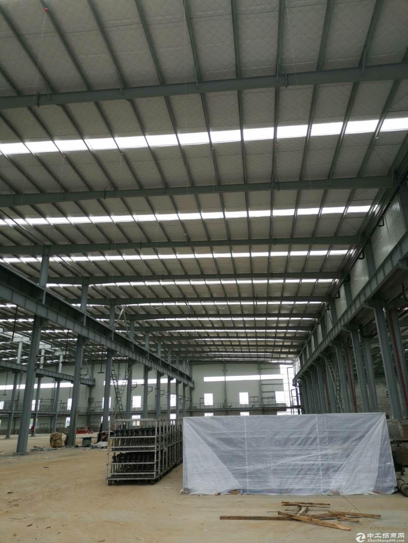 青白江11000平钢结构厂房出租价格便宜可分租