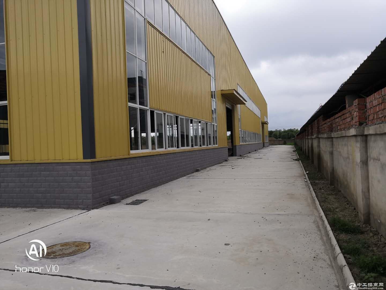 青白江新建钢结构厂房3000平米可装行车