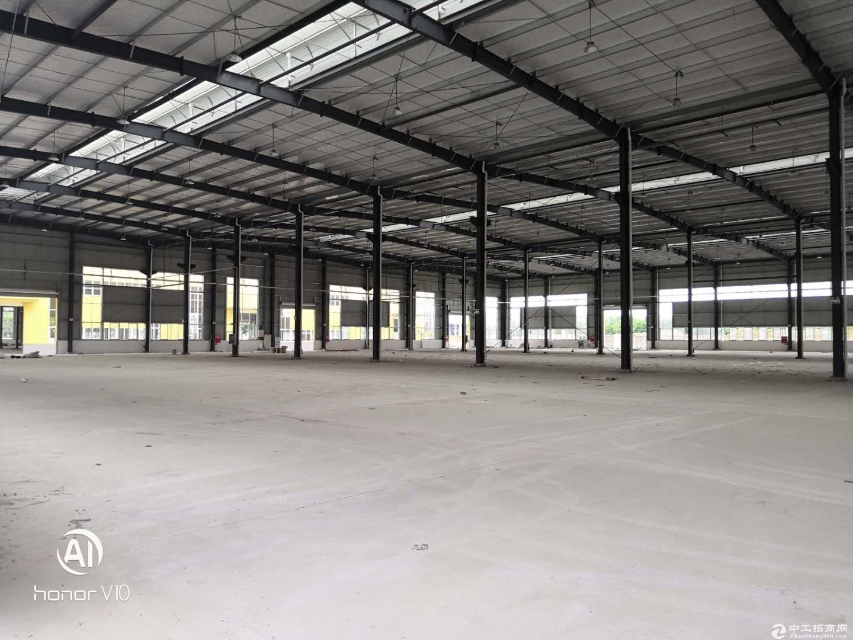 青白江新建厂房11000平米办公住宿配套全