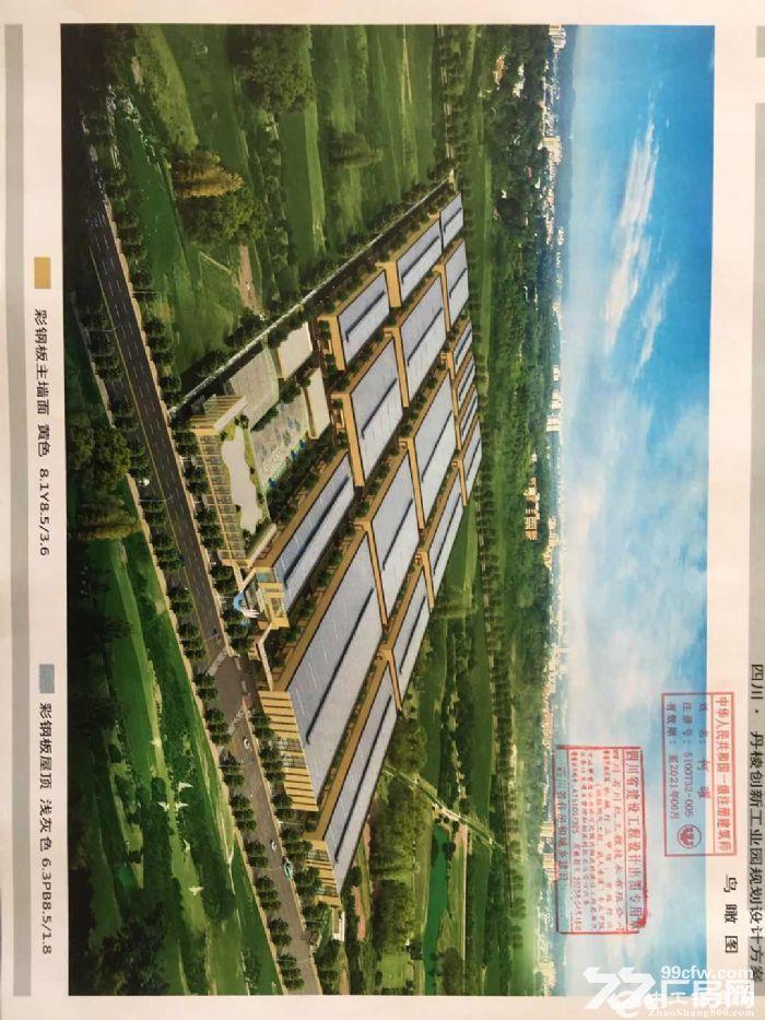 眉山工业园入园门槛低招商-图2