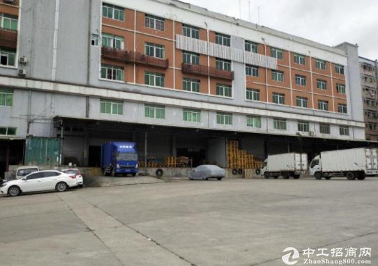 (出租) 布吉丹竹头高速口9800平方带卸货平台仓库800平起租