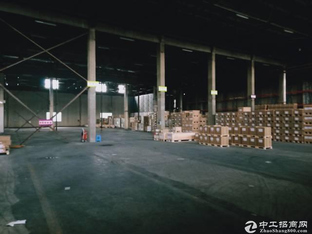 清溪镇标准丙二类冷冻物流仓库带红本出租