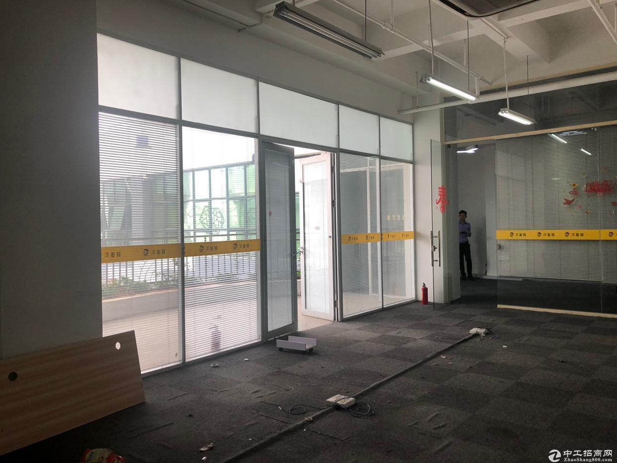 南山西丽超高使用率办公厂房 600平带阳台