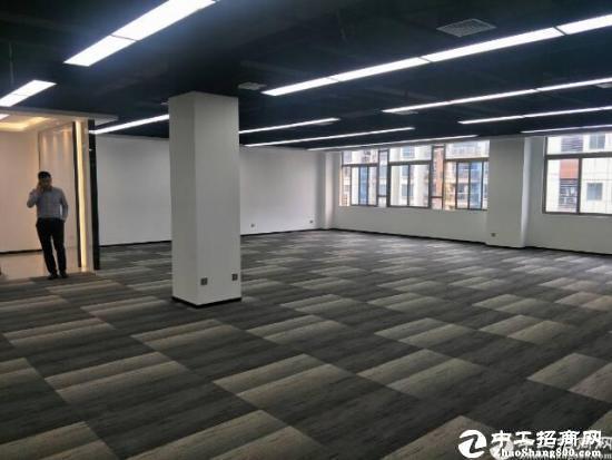 南山西丽地铁口附近精装修80-400平米(可分租)