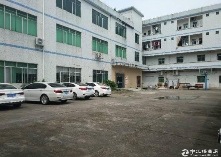 大亚湾新寮村附近新出标准厂房4800平,大小可分,证件齐全