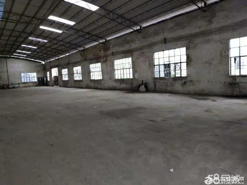 太和镇单一层3575平厂房仓库招租可分租带装修
