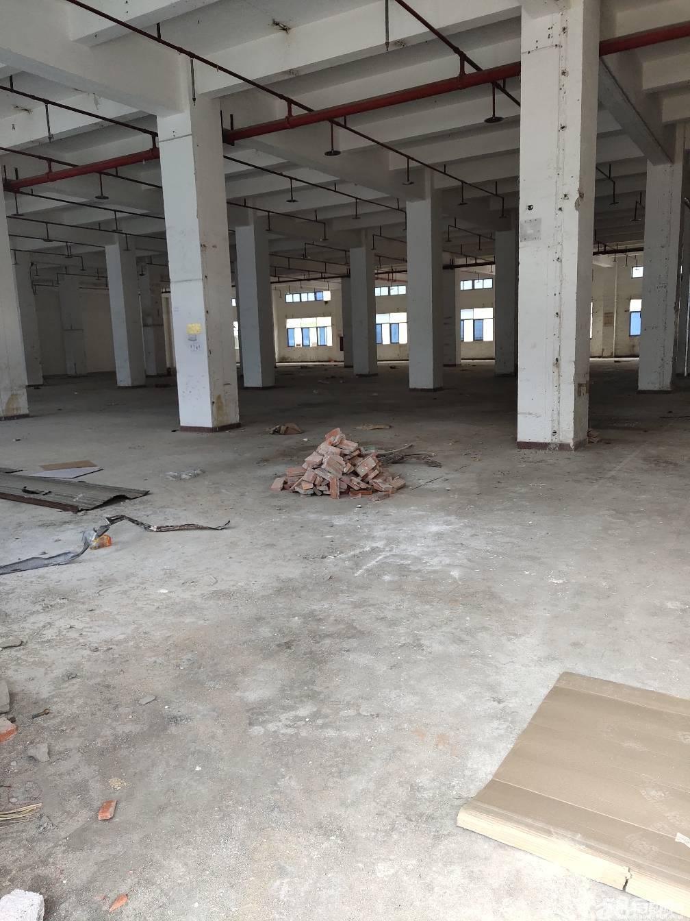布吉甘坑同富裕工业区6米一楼1500平带双卸货平台仓库出租