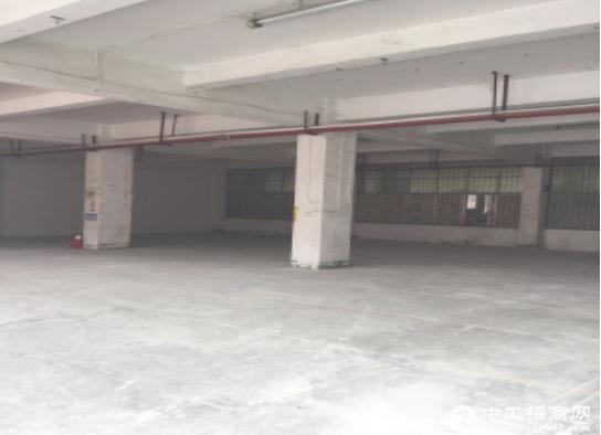 (出租) 五和地铁站旁物流仓库一楼厂房200平起至4000平方