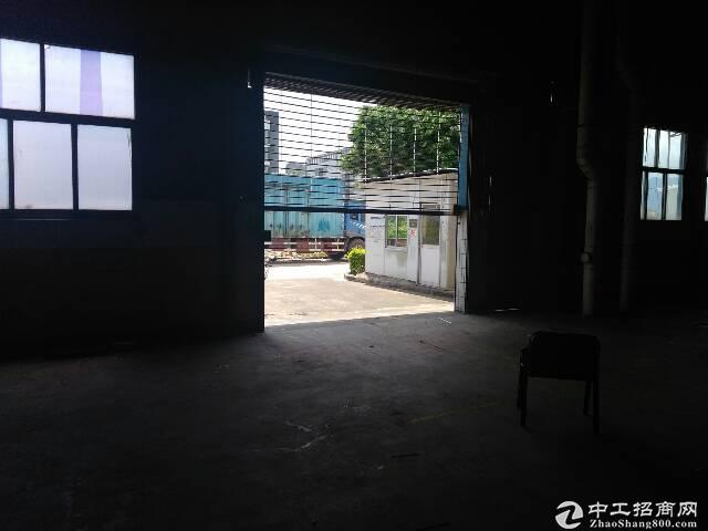 坪山宝山工业区一楼铁皮房230平招租