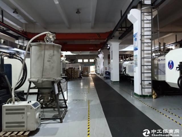 横岗到布吉工业园厂房8000平方仓库办公房源出租可分租