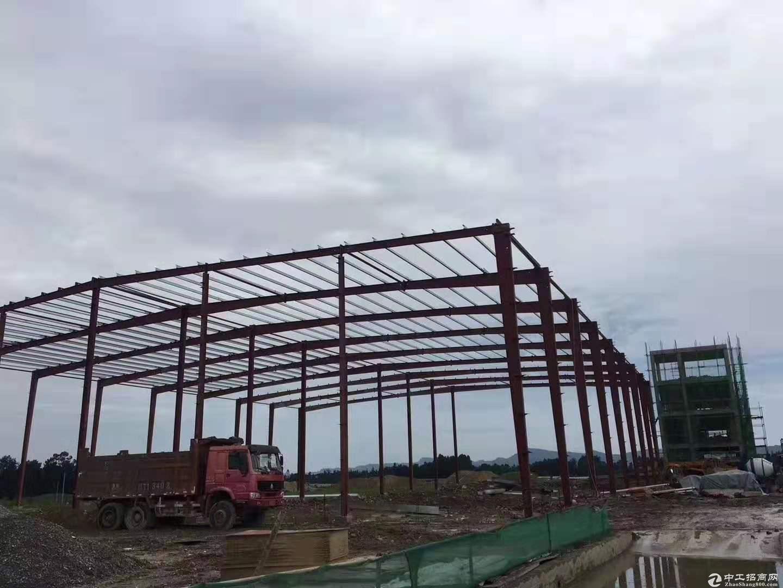 出售成雅工业园区单层钢结构厂房4000㎡50年产权-图3