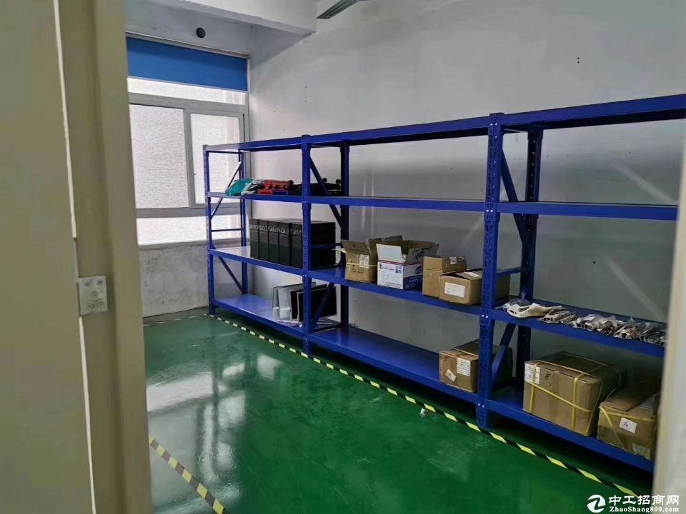 坑梓比亚迪旁工业园楼上500平米精装修带现成办公室水电齐全
