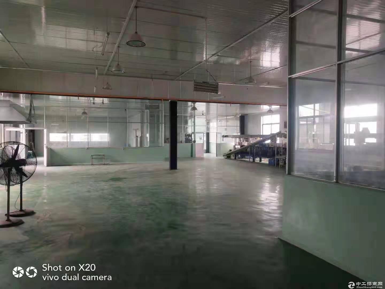金堂新出食品厂房,面积4000平,可做食品厂房,有任何手续