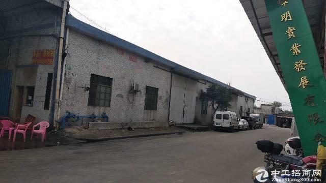 广州番禺区石壁新出钢结构仓库厂房3500平有证-图2