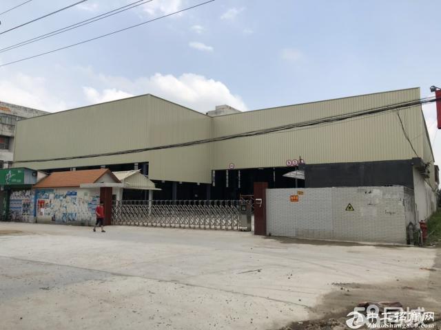 黄埔1200方标准厂房仓库出租,滴水高有市政排污