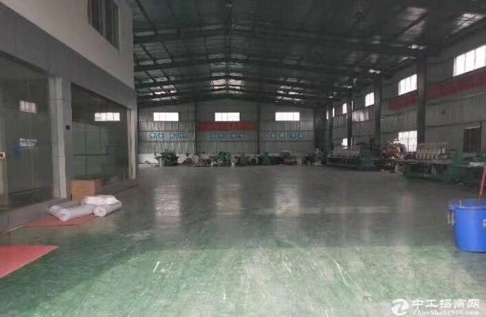 白云区人和镇太城钢构厂房仓库出租,可分租,证件齐全可办环评