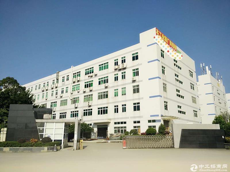 石岩料坑南光高速口1300平米精装修厂房招租(公摊小)