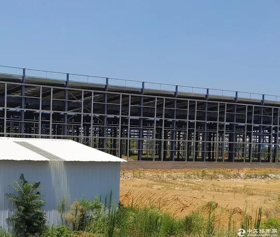 黄陂前川 钢结构厂房 五证齐全 稀缺资源 可按揭-图3