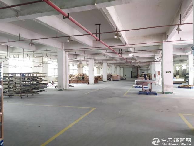 惠州惠阳镇隆镇新出独院标准厂房8100平出租,【大小可以分租】