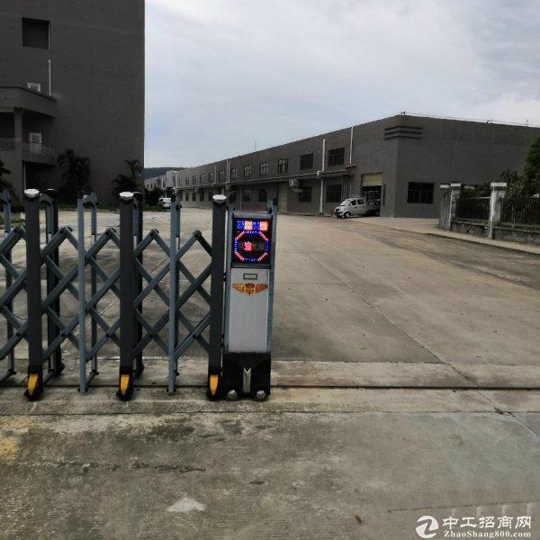 黄埔工业区独门独院单一层滴水7米证件齐全市政排污可办环评