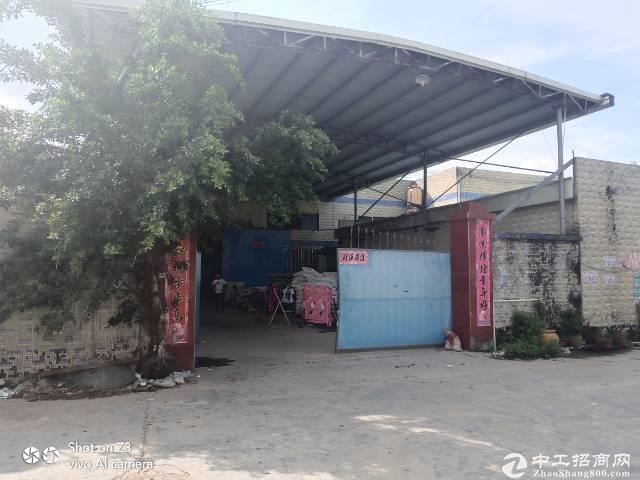 惠阳新圩镇约场高速口附近独门独院钢构厂房2800平方