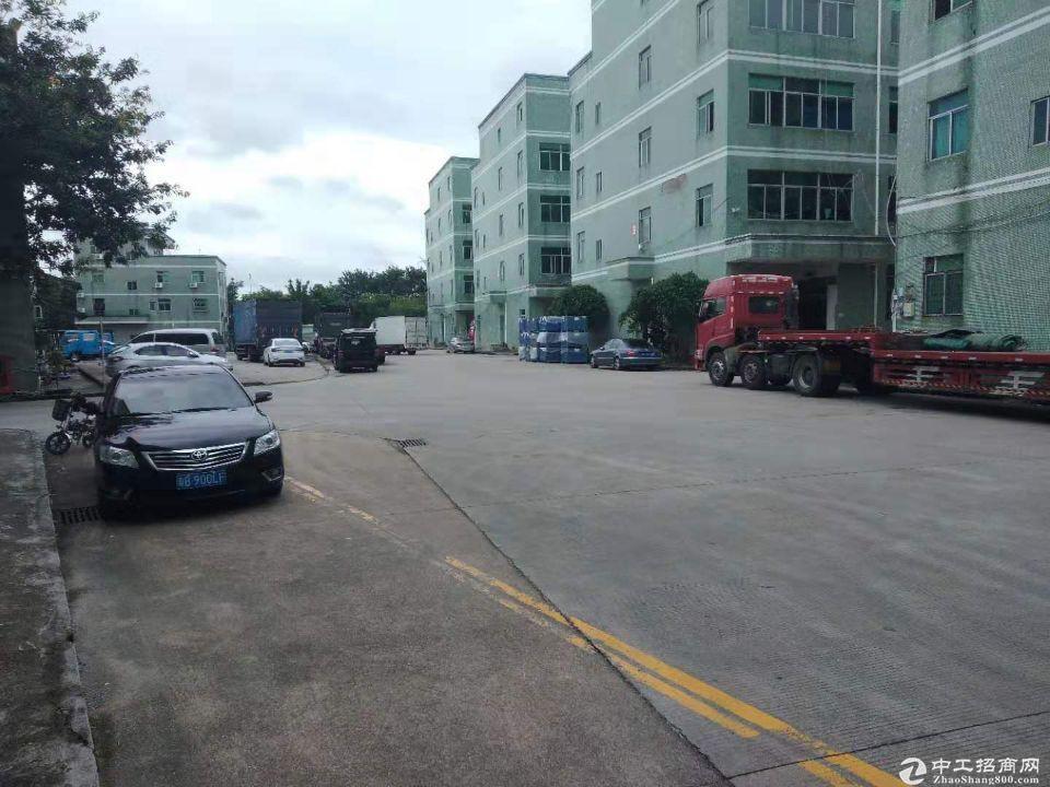 坪山大工业区新出1000平方仓库出租,原房东,实际面积