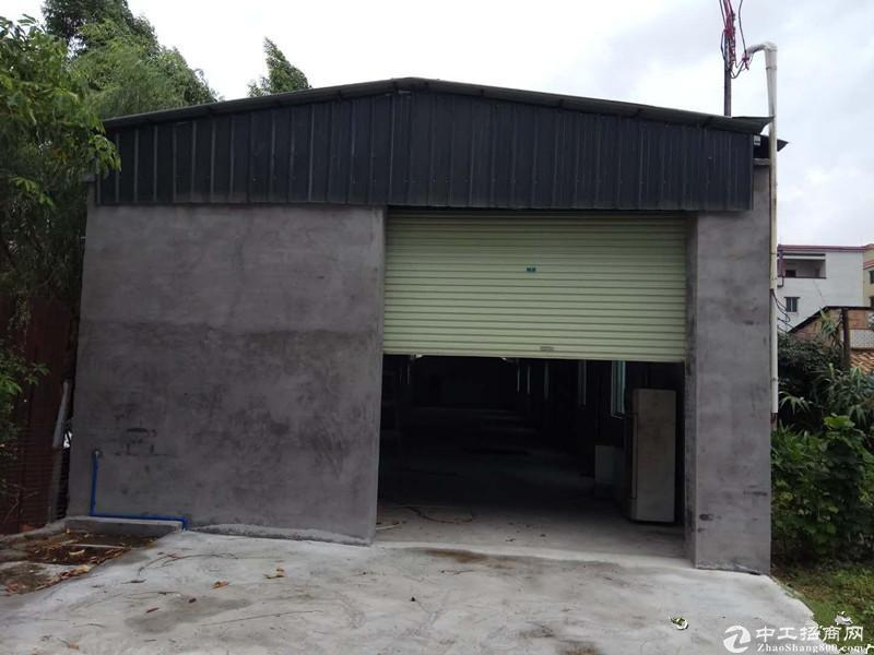 南沙简易小厂房仓库出租 400平方 交通方便 基本消防