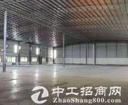 黄埔滴水9米独门独院单一层钢结构厂房仓库出租证件齐全可分租