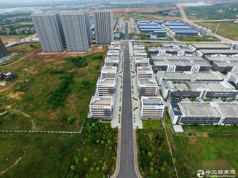 阳逻港产业园区内,按企业需求定建厂房,独门独院。