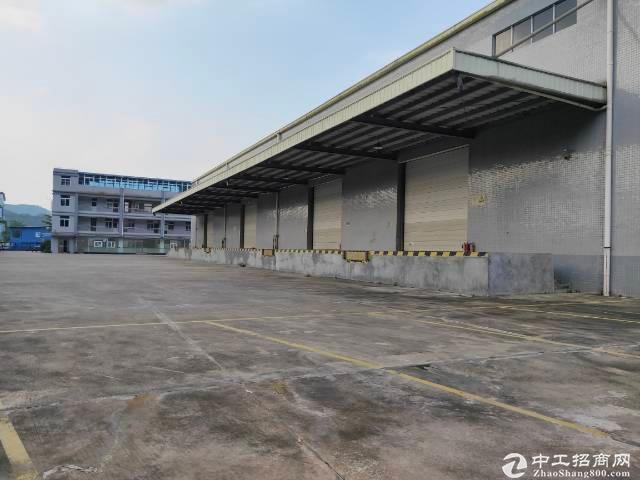 黄埔夏港工业区物流仓4000平米招租可分租一半