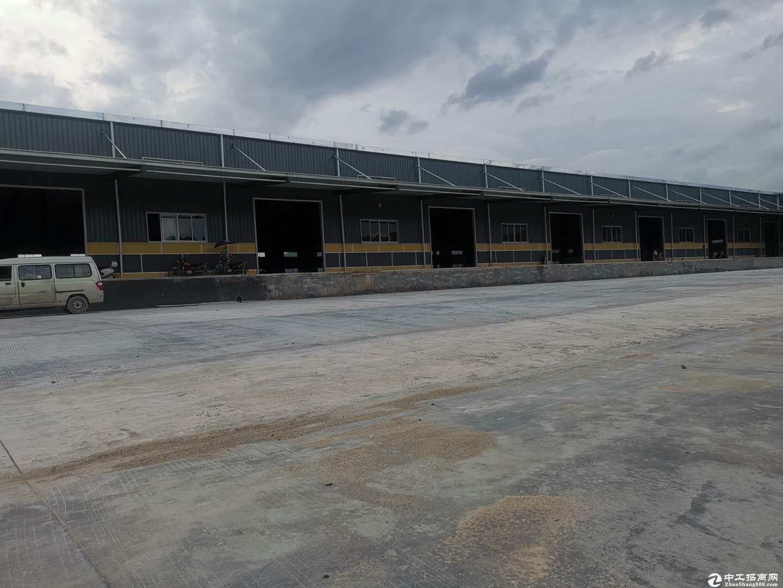 坪山大亚湾专业物流仓库出租总面积15000平米