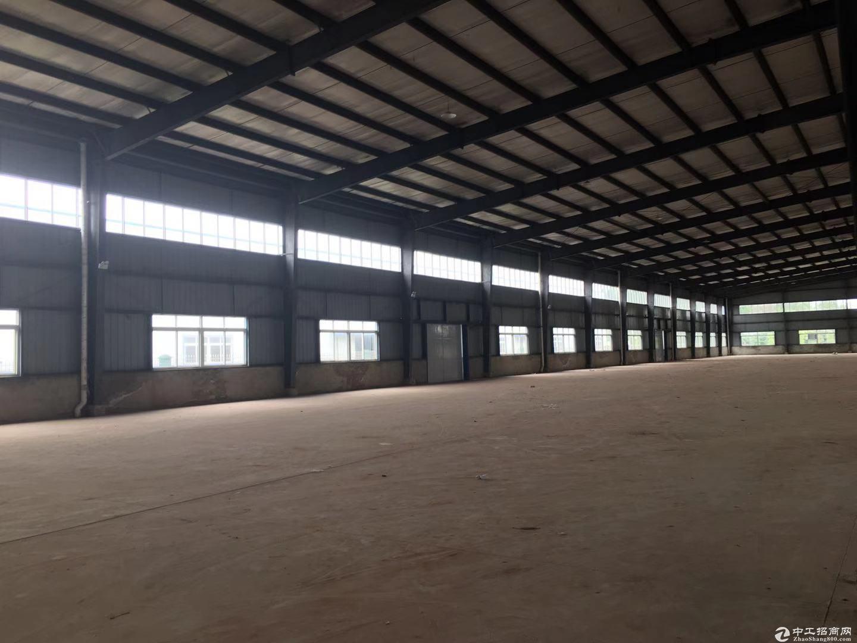 出租遂宁蓬溪工业园钢结构厂房10000㎡独门独院价格实惠-图2