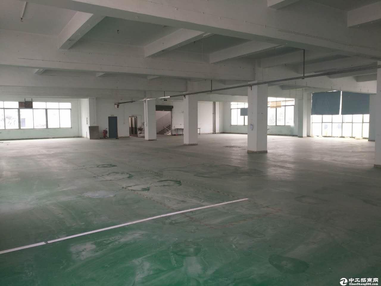 坪山坑梓2楼750平出租,原房东精装修带红本。
