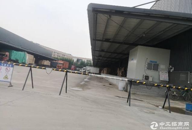 茶山新出物流仓库8000平米招租