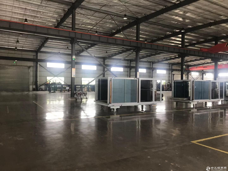 出租双流航空港附近独门独院厂房4000㎡带5T行车能进大车