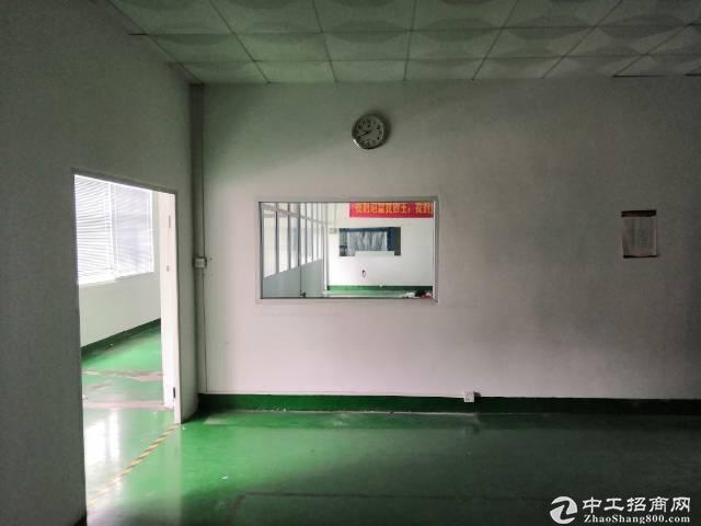 坪山碧岭工业区独院厂房三楼700平租15元