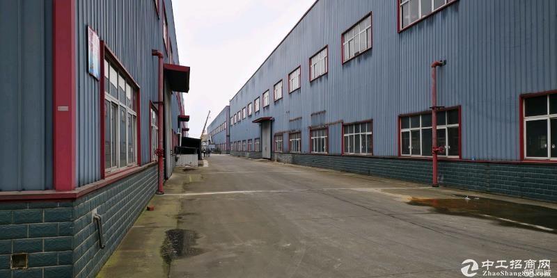 邛崃羊安工业园双层钢结构家具厂房11000㎡可分租-图2