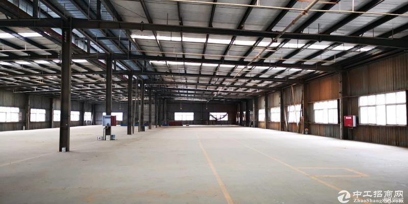 邛崃羊安工业园双层钢结构家具厂房11000㎡可分租-图3