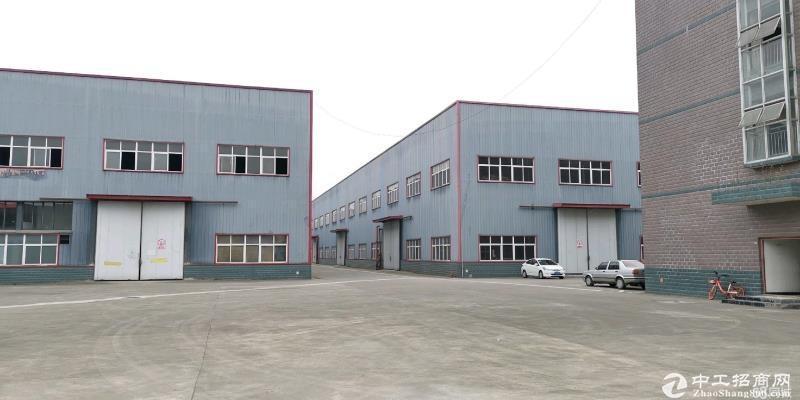 邛崃羊安工业园双层钢结构厂房1500㎡可做家具生产