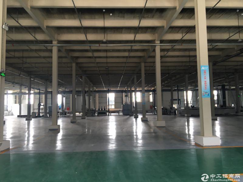 出售雅安名山区标准钢混结构厂房2000㎡家具厂房可以喷漆-图2
