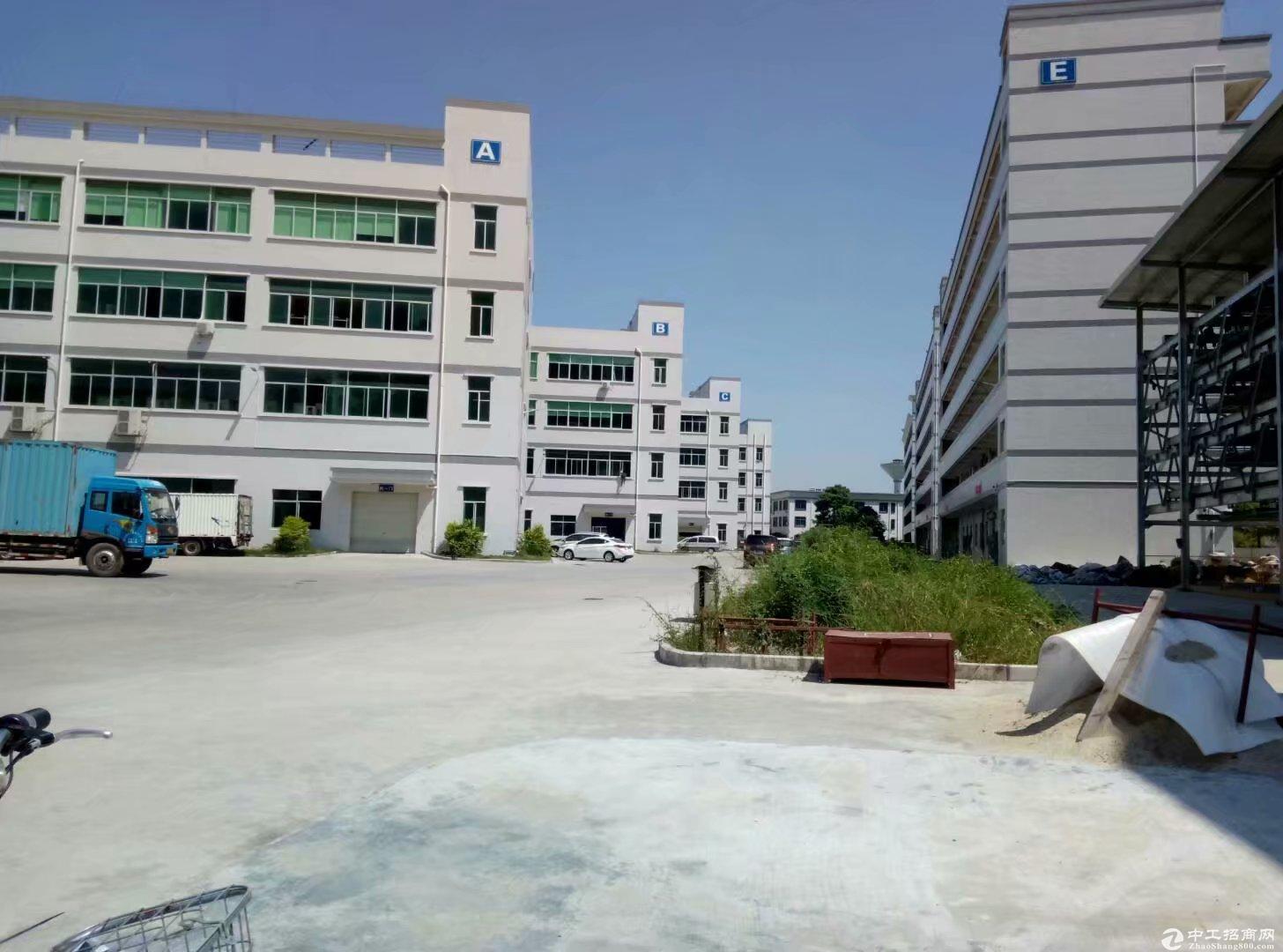 塘厦大坪高速出口电商产业园新出楼上650平方适合仓库行业