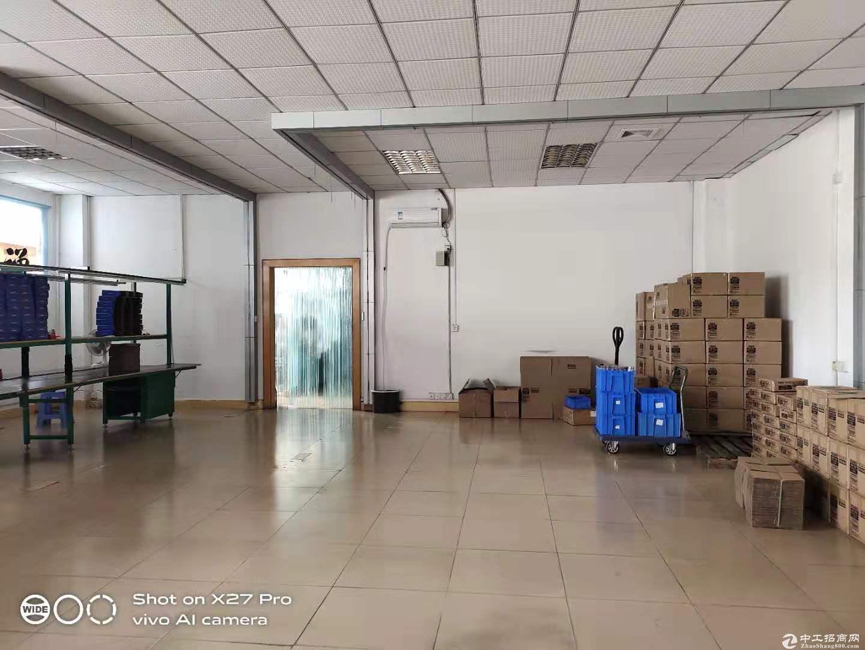 塘厦平山新出厂房1000平方可做电池仓库带卸货平台