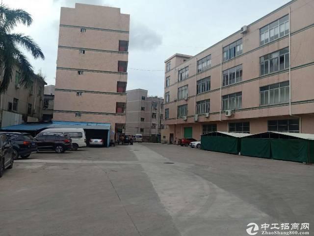 平湖新木红本带精装修标准厂房共3700平方出租
