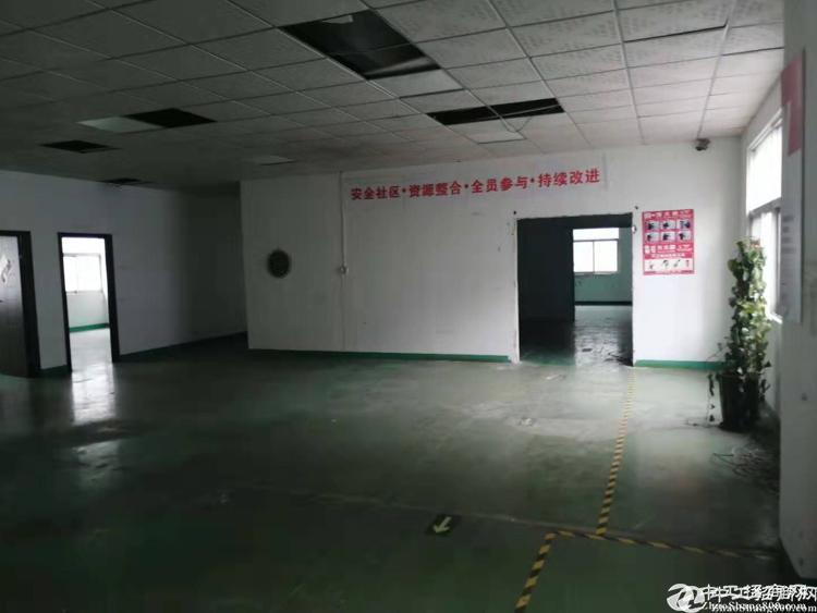 龙胜地铁口出独栋3200平厂房生产办公仓库等价格优惠500起分租