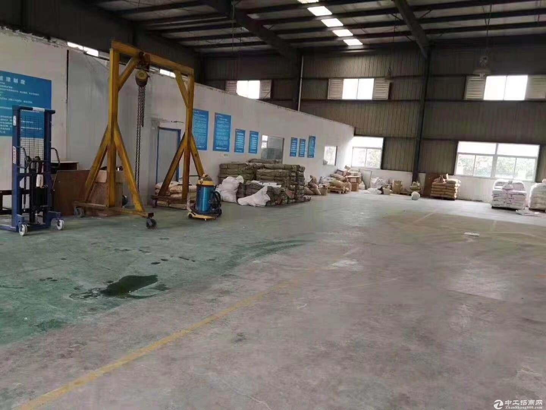 4000平厂房 可以分割 可加工 可库房